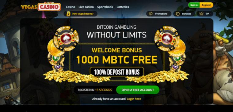 Vegas Casino Poker
