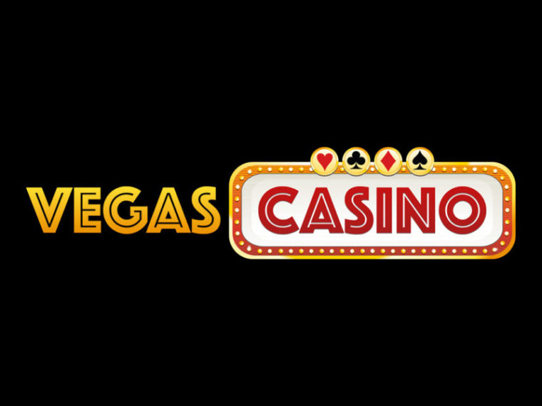 Vegas Casino Poker Logo